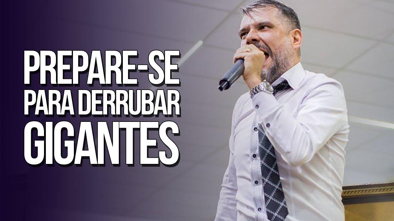 Apóstolo Rodrigo Salgado - Pregação Evangélica 2018 (PREPARE-SE PARA DERRUBAR GIGANTES)