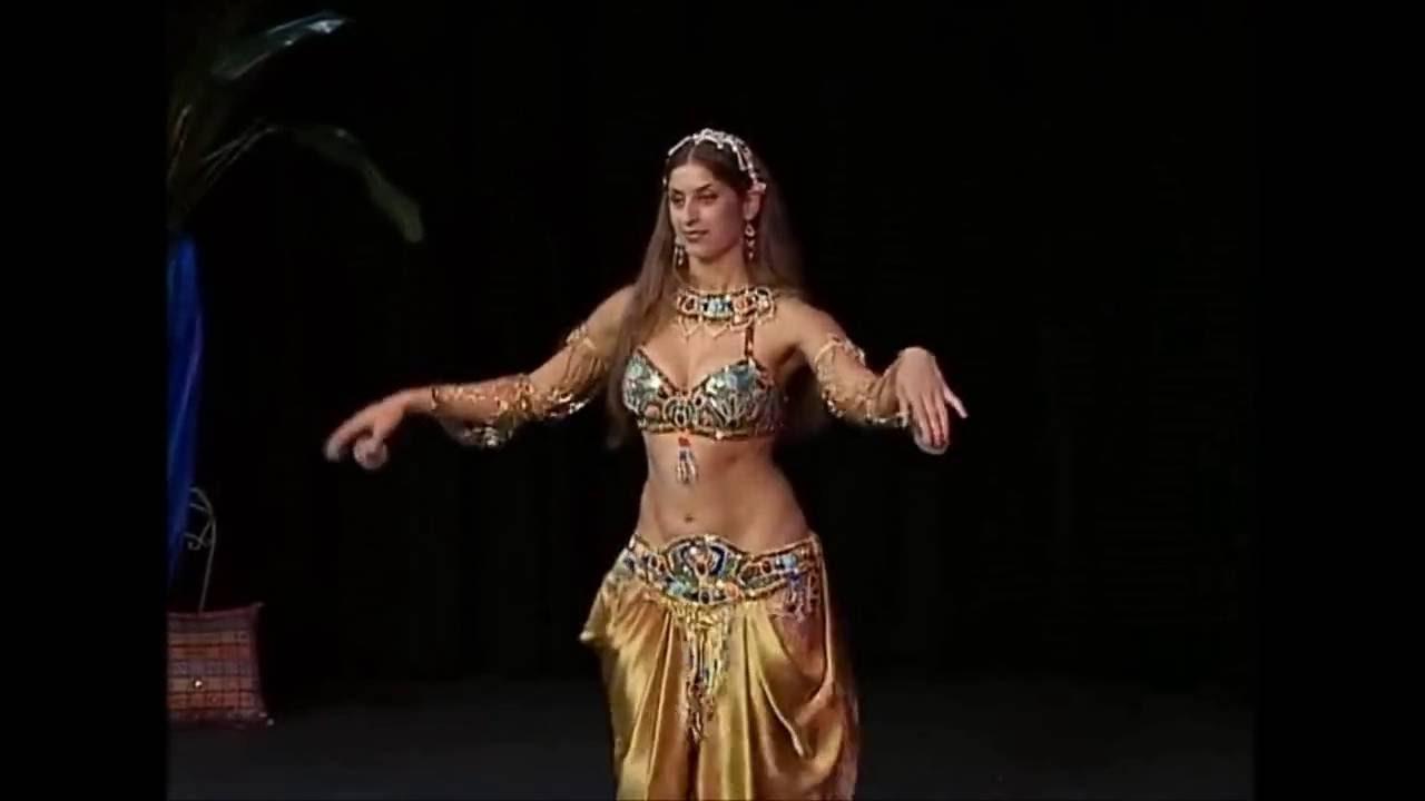 Sadie Belly dance - YouTube