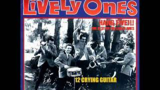 The Lively Ones   Crying Guitar