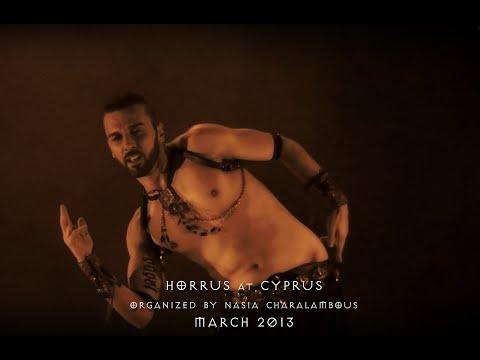 TASOS HORRUS / MALE BELLY DANCER Fadi Badr - Ya Agi Ya Amshi / فادي بدر - يا أجي يا أمشي