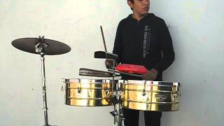 virgen adolecentes cover timbal