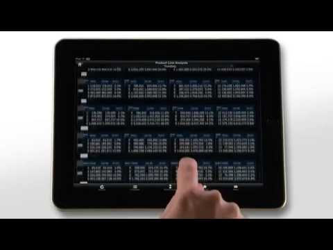 Oracle Business Intelligence Mobile Demo