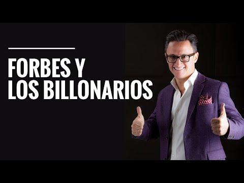 Forbes y los billonarios: Qué hacen y cómo piensan