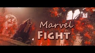 Marvel || Fight