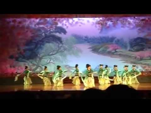 Tang Dynasty Music & Dance Video - 04