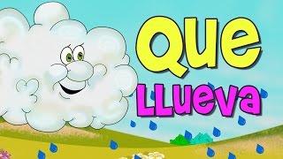 Que llueva Que llueva Canción infantil thumbnail