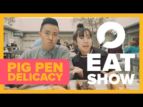 Slapping Those Buns - EAT Show Presents: Pig Pen Delicacy