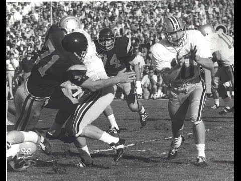 1969 Rose Bowl   Ohio State vs  USC