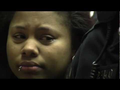 Felon arraigned in killing of Providence girl, 17, in chaotic court scene
