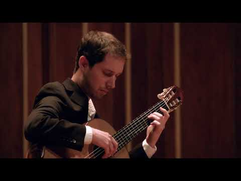 Joaquin Turina Sonata op. 61 performed by Jerome Mouffe