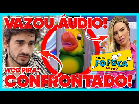 """Vazou! Keulla diz que teve que """"passar pano"""" pra Guilherme + Louro José 'janta' o rapaz no Mais Você from YouTube · Duration:  47 minutes 5 seconds"""