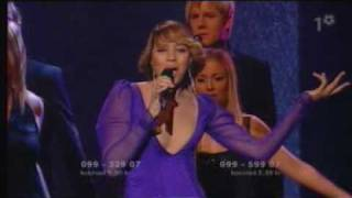 Jessica Folcker - Om natten (live Melodifestivalen Delfinal 2005)