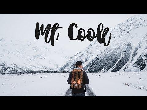 Mt Cook // New Zealand