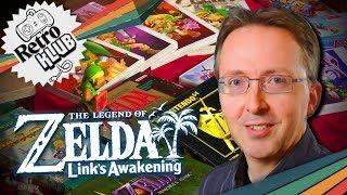 Nintendo & Zelda: Link's Awakening-Nostalgie mit Harald Ebert | Retro Klub
