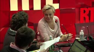 Muriel Robin : Les rumeurs du net du 25/11/2013 dans A La Bonne Heure - RTL - RTL