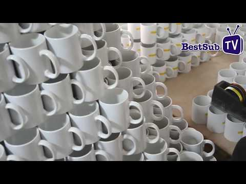 A Perfect Solution for Printing Mugs, Water Bottles, Irregular Sublimation Blanks