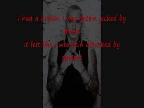 Eminem - Biterphobia - Lyrics on screen [ HQ Sound ]
