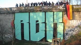 Big RBK Gang Graffiti Hamburg