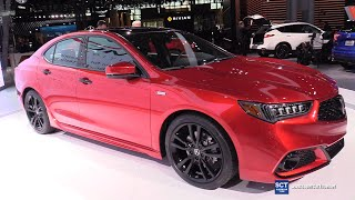 2020 Acura TLX PMC Edition - Exterior Interior Walkaround - Debut at 2019 New York Auto Show