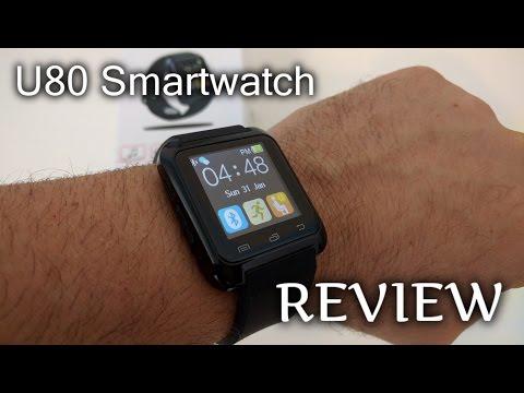 U80 Smartwatch REVIEW - a $11 watch