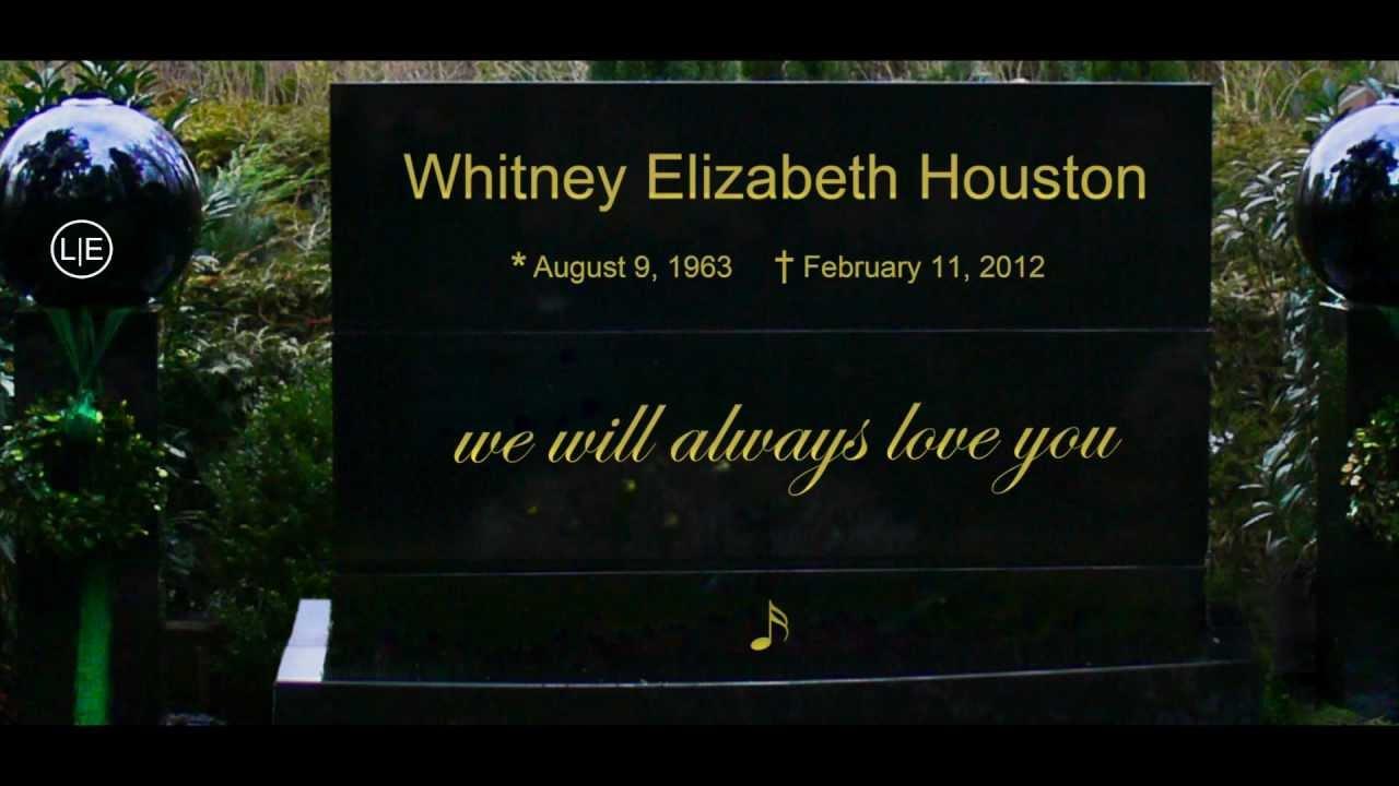 Whitney Houston Grab