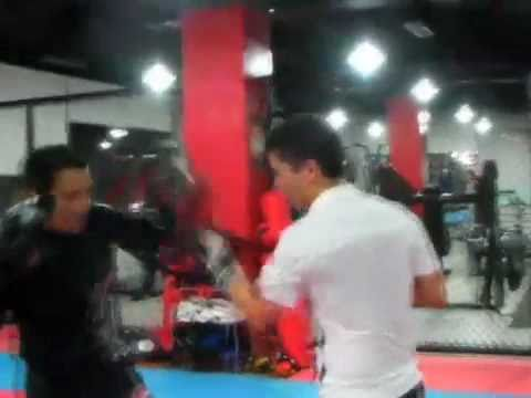 Black Tiger Fight Club (Beijing, China)