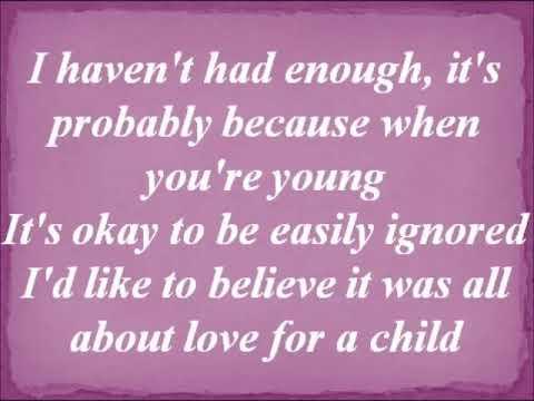 Jason Mraz - Love For a Child (Karaoke Version)