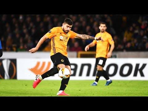 RUBEN NEVES - Goals, Skills, Assists | 2018 | Wolves