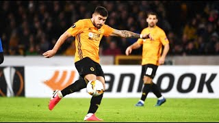 RUBEN NEVES - Goals Skills Assists  2018  Wolves