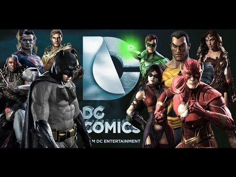 DC Comic Movie Lineup Through 2020 Announced!