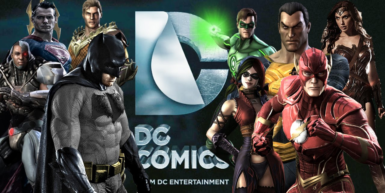 Dc 2019 Movies Poster: DC Comic Movie Lineup Through 2020 Announced!