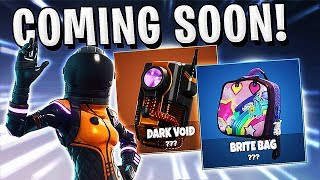 Fortnite Battle Royale - LEAKED COSMETIC ITEMS !!!