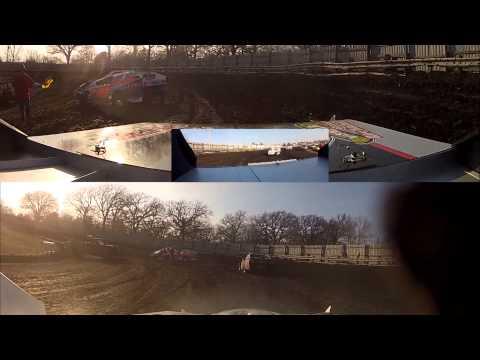 Algona Raceway Frostbuster Amod Heat Race