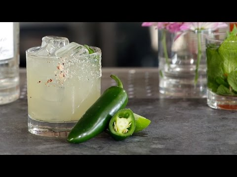 Gracias Madre Drinks how to make a skinny margarita from gracias madre | happiest hour