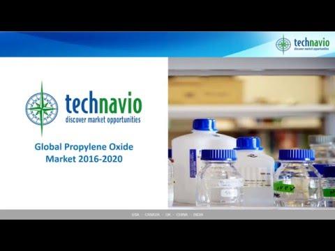 Global Propylene Oxide Market 2016-2020
