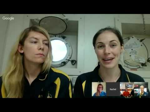 World Ocean Day – Tri-Ship Ocean Exploration Hangout - 06.08.16