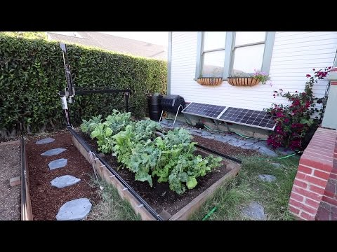 Introducing FarmBot Genesis