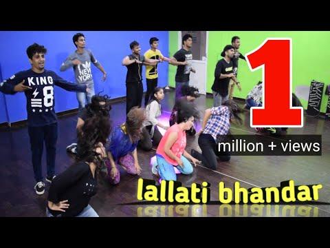Lallati Bhandar | Jogwa |  Marathi folk Dance  | Dance floor studio  | kunal more