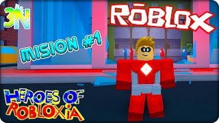 RECOVERING THE GOLD FROM THE CITY ! HEROES OF ROBLOXIA ROBLOX
