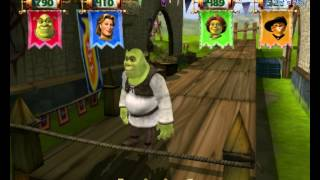 Shreks Carnival Craze P2 Шрек Ярмарка чудес Прохождение
