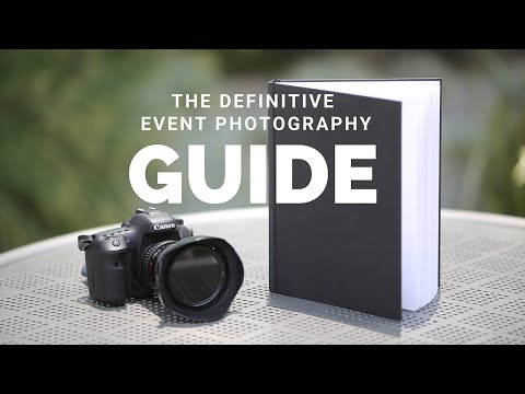 The Definitive Event Photography Guide (A-Z) thumbnail