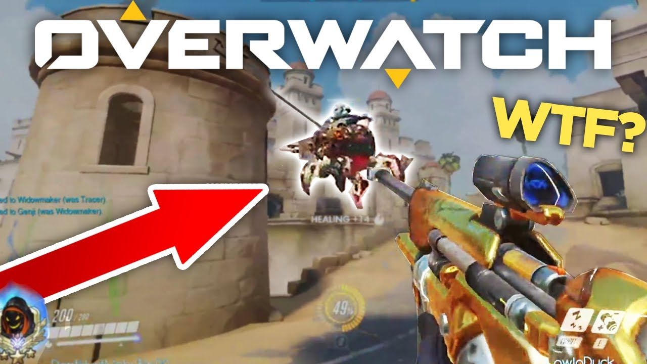 Overwatch MOST VIEWED Twitch Clips of The Week! #66 thumbnail