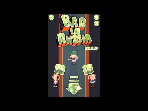 Bar in Russia - HD Android Gameplay - Arcade games - Full HD Video (1080p)