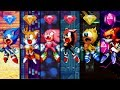 Sonic Mania Plus   All Characters   Super Forms