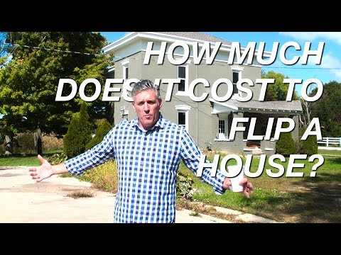 How Much Does It Cost To Flip House