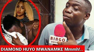 NabiiMswahili; Diamond kwa Tanasha Kabugi/Wanawake wa Tz Wanajali sana Kufuga kucha kuliko KuKu