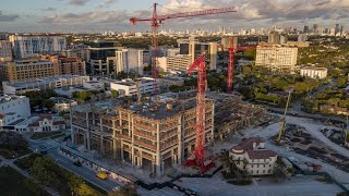 A development wave is redrawing the face of Coral Gables