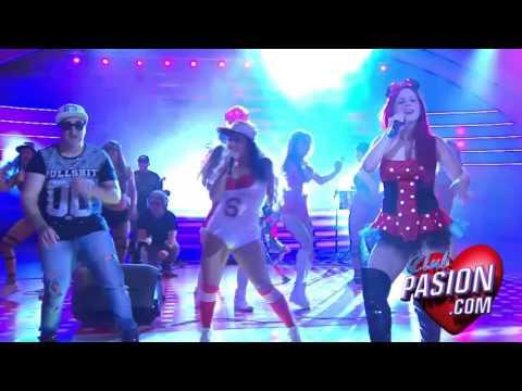 camila buttner las bailarinas de pasion 2015 16 doovi