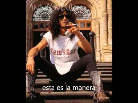 Neither Can I – Slash's snakepit (subtitulada)