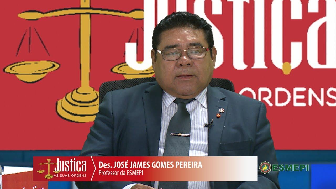 Resultado de imagem para Des. José James Gomes Pereira